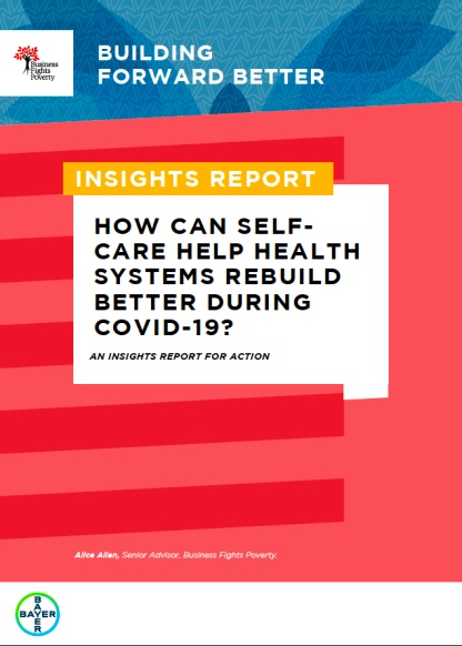How Can Self-Care Help Health Systems Rebuild Better During COVID-19?